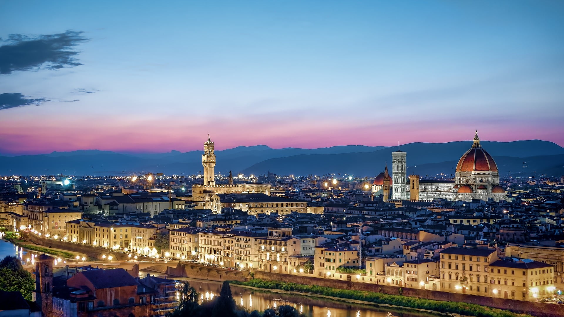 Visit Beautiiful Italy Florence