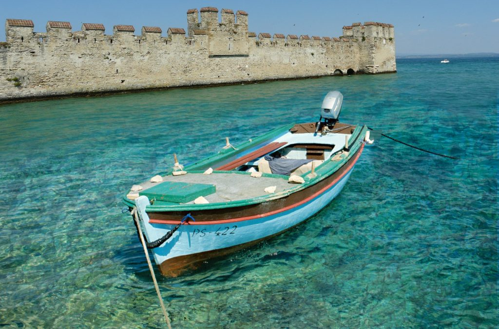 How to get to sirmione
