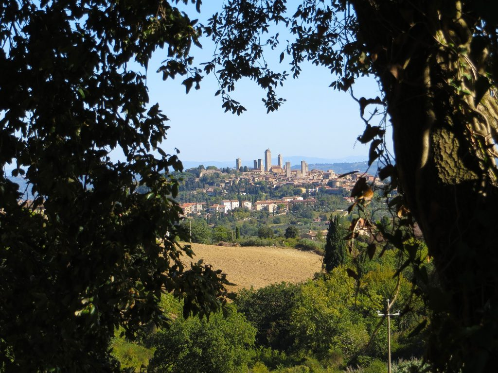 How to get to San Gimignano