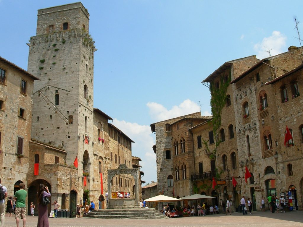Popular events in San Gimignano