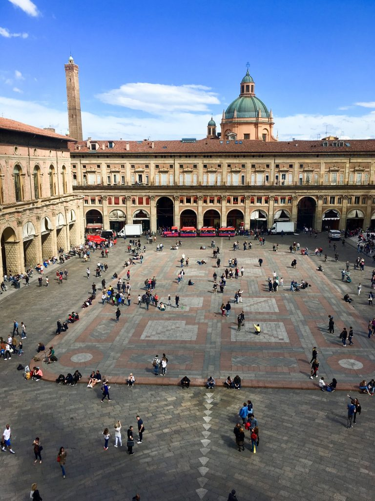 History of Bologna