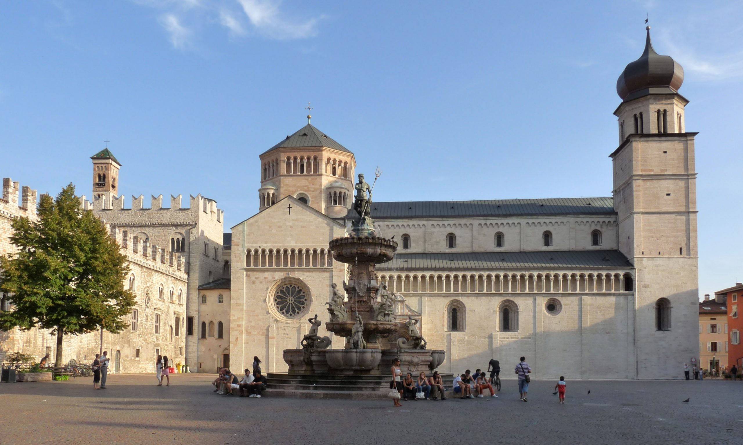 Trento travel guide