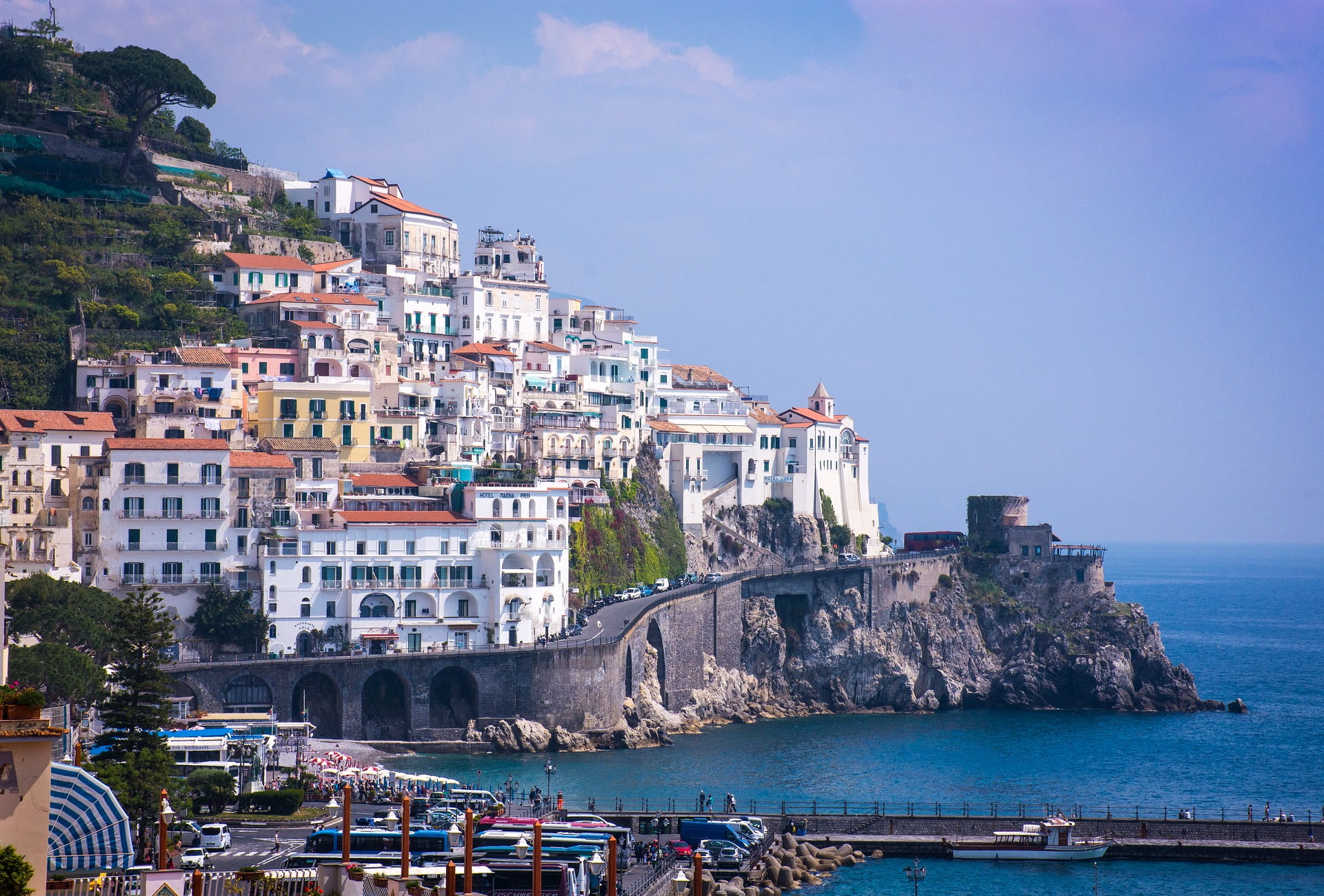 What to do in Amalfi Italy