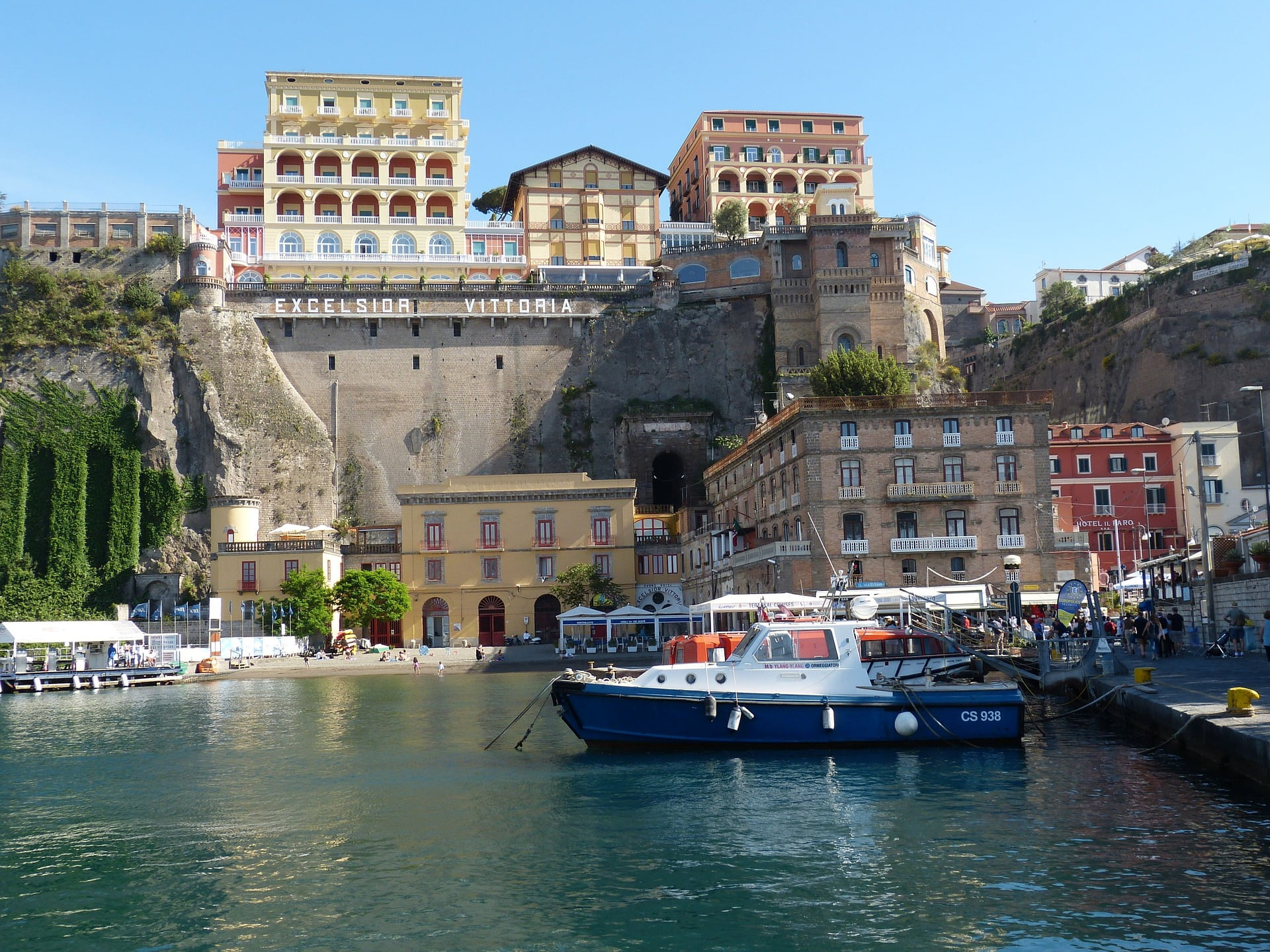 What to see in Sorrento