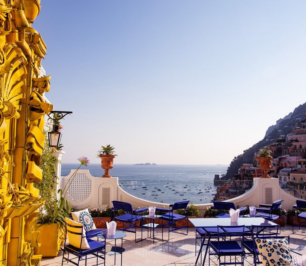Positano cocktail bar