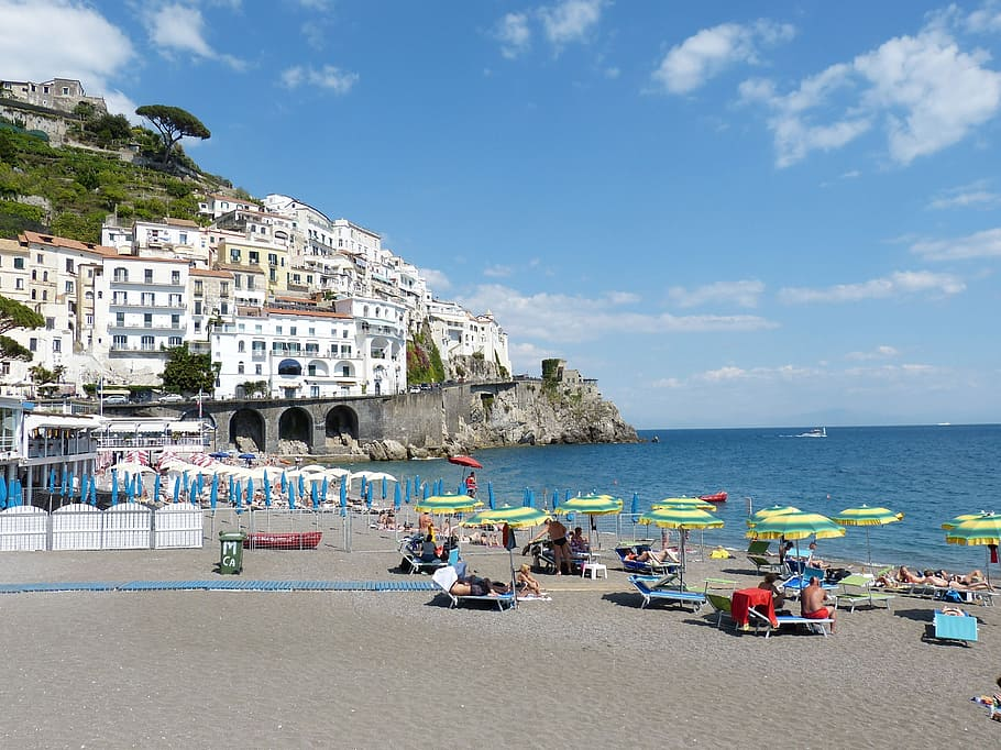 Day trip from Positano to Amalfi
