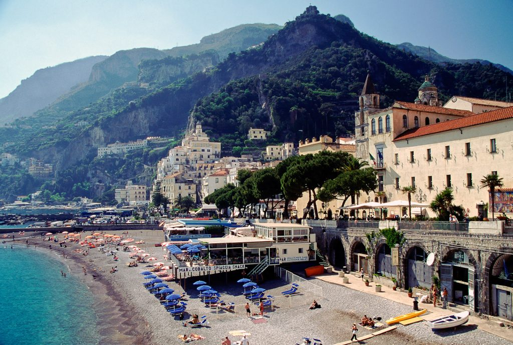 Things to do in Amalfi town