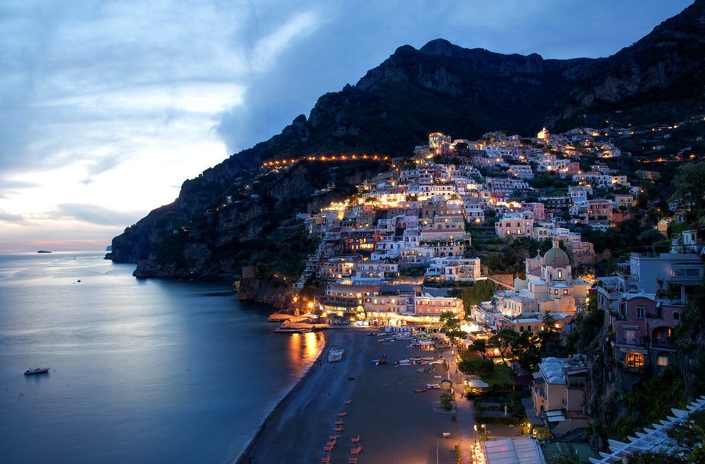 Top 5 star luxury hotels in Positano