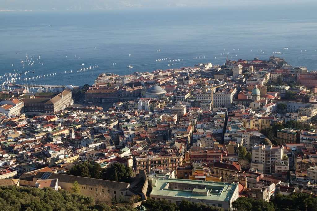 Day trip from Sorrento to Naples