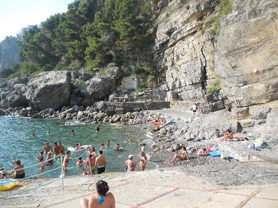 Gavitella beach Praiano