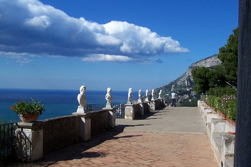 Terrace of Infinity Ravello