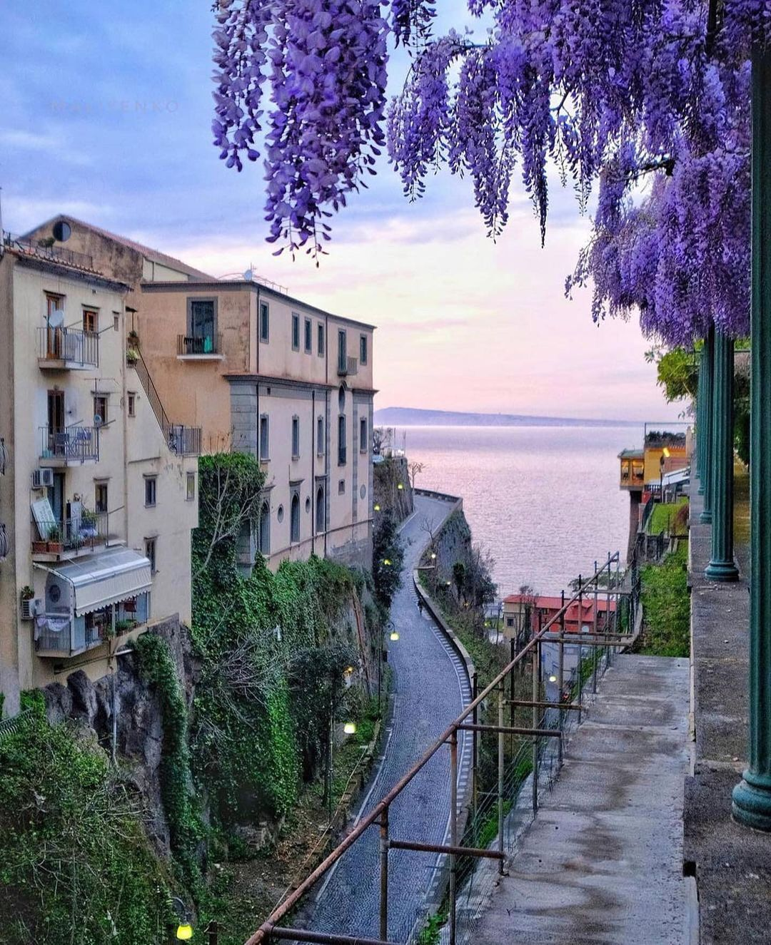 Answers about Sorrento